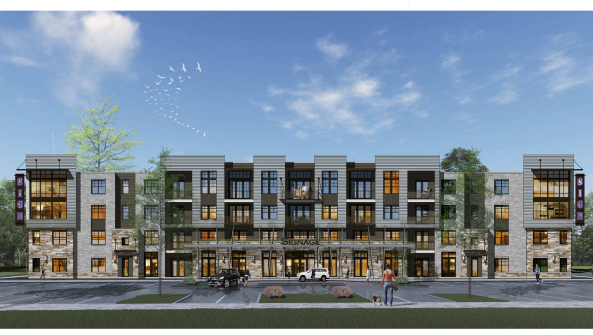 Greystar Plans 180 Unit Active Adult Apartment Project In Duluth