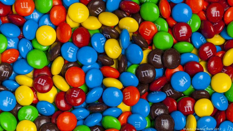 Quest for natural blue M&Ms leads to Ohio State lab