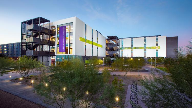 Grand Canyon University Debuts New Colangelo College Of Business