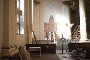 Mark Manzo is redeveloping the former St. Michael Catholic Church at 1900 E. Lombard Street as an apartment complex.