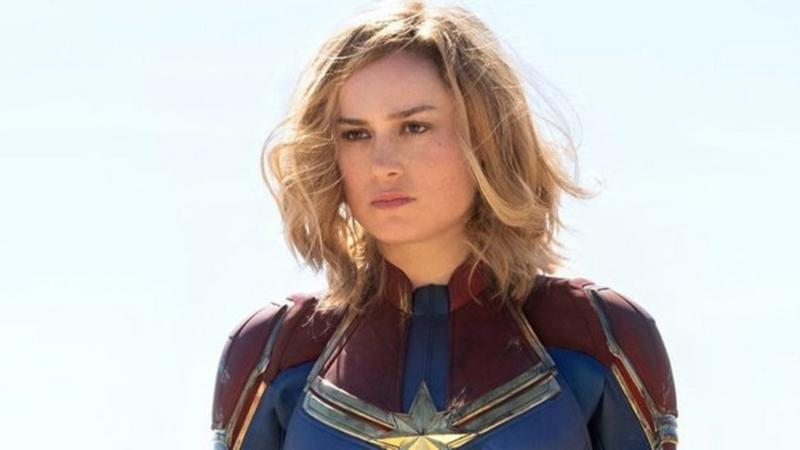 Captain Marvel Could Save 2019 Box Office Bizwomen