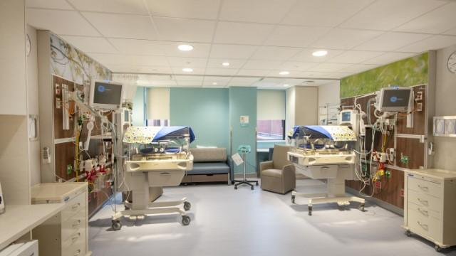 Allegheny Health Network opens new neonatal intensive care