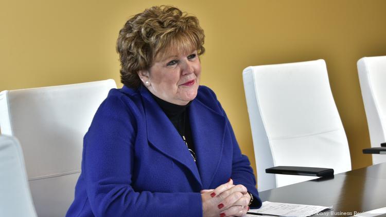 CAP COM's outgoing CEO Paula Stopera paved the way - Albany