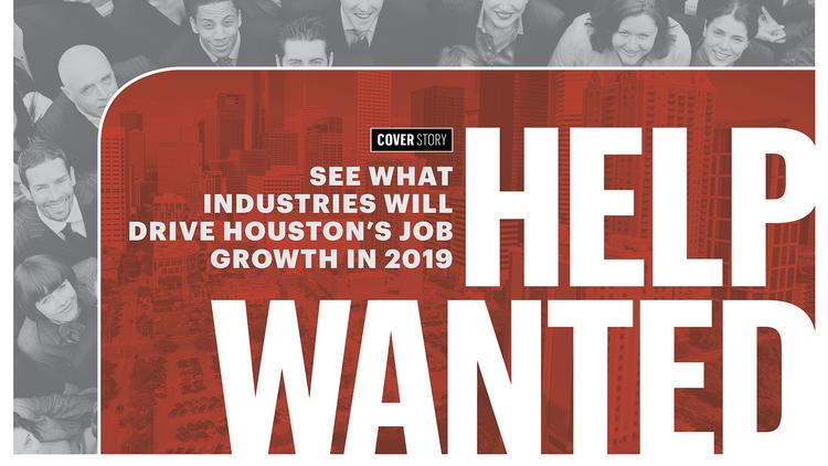 Houston job growth in 2019 will come from these industries