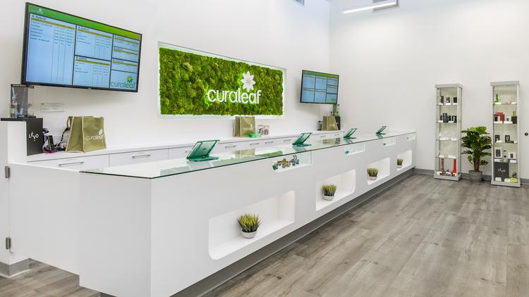 Curaleaf plans acquisition of two other Maryland cannabis