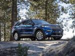 Automotive Minute: Redesigned 2020 Ford Explorer finally breaks cover