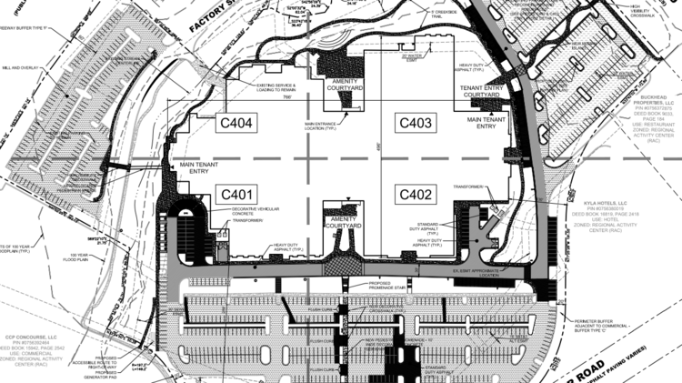 Investor pitches plan at nearly vacant Morrisville mall - Triangle