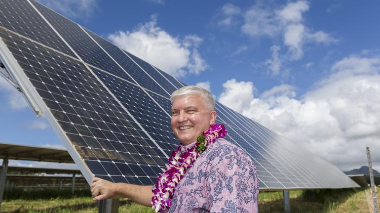 Kauai Island Utility Cooperative ranked 8th nationally in solar
