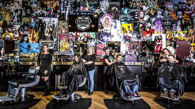 Floyds 99 Barbershop Will Open Its First Houston Location In The Heights Waterworks Redevelopment On Jan