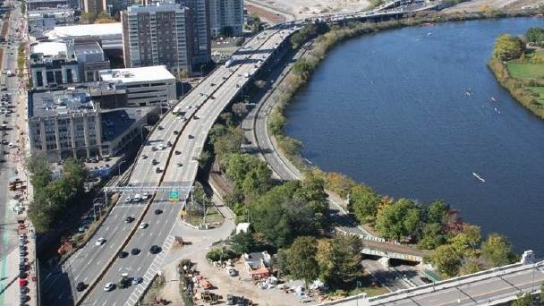 State chooses design for I-90 project in Allston - Boston