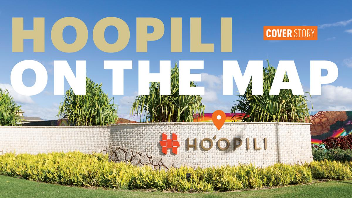 Hoopili on the map - Pacific Business News