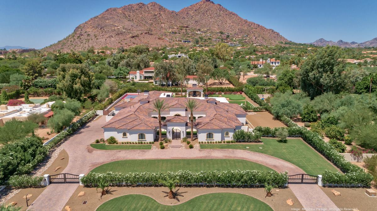 How the Phoenix luxury home market fared in 2018 - Phoenix Business Journal