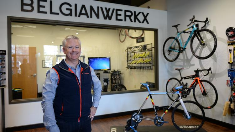 Arenberg's John Miller buys Mequon 'serious cyclist