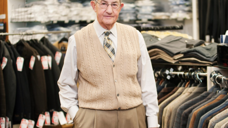 7bed019053 Gilbert Cohen has decided to close Cohen's Clothiers and retire, he  announced Sunday.