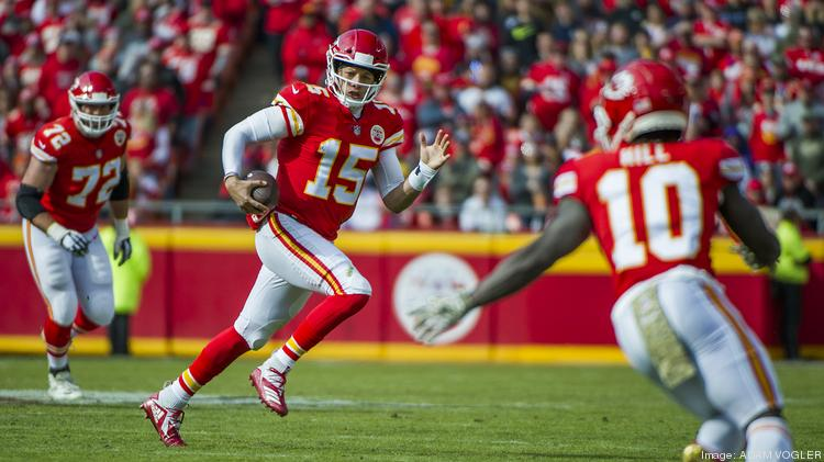 the latest 261e0 ec852 Chiefs playoff tickets sell for as much as $2K - Kansas City ...