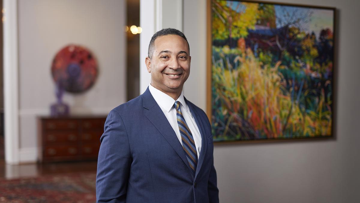 Charlotte Law School >> Queens University taps Daniel Lugo as president - Charlotte Business Journal