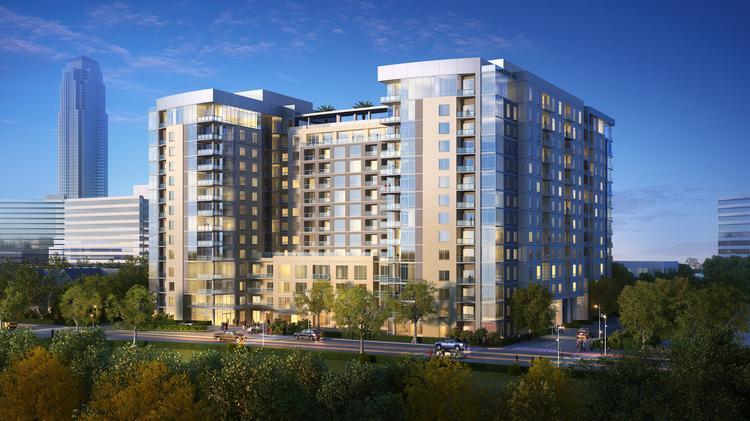 Gables Residential breaks ground on apartment tower near ...