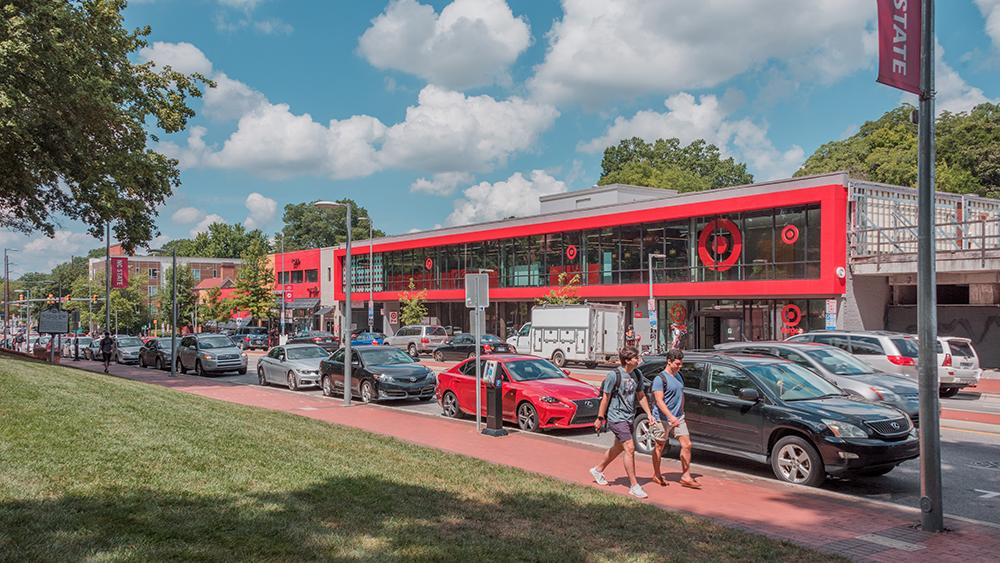 Bowling alley-turned-Target on Hillsborough Street trades hands
