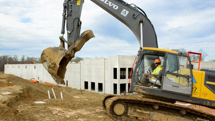 Developers Undaunted By Brisk Pace Of Speculative Construction In