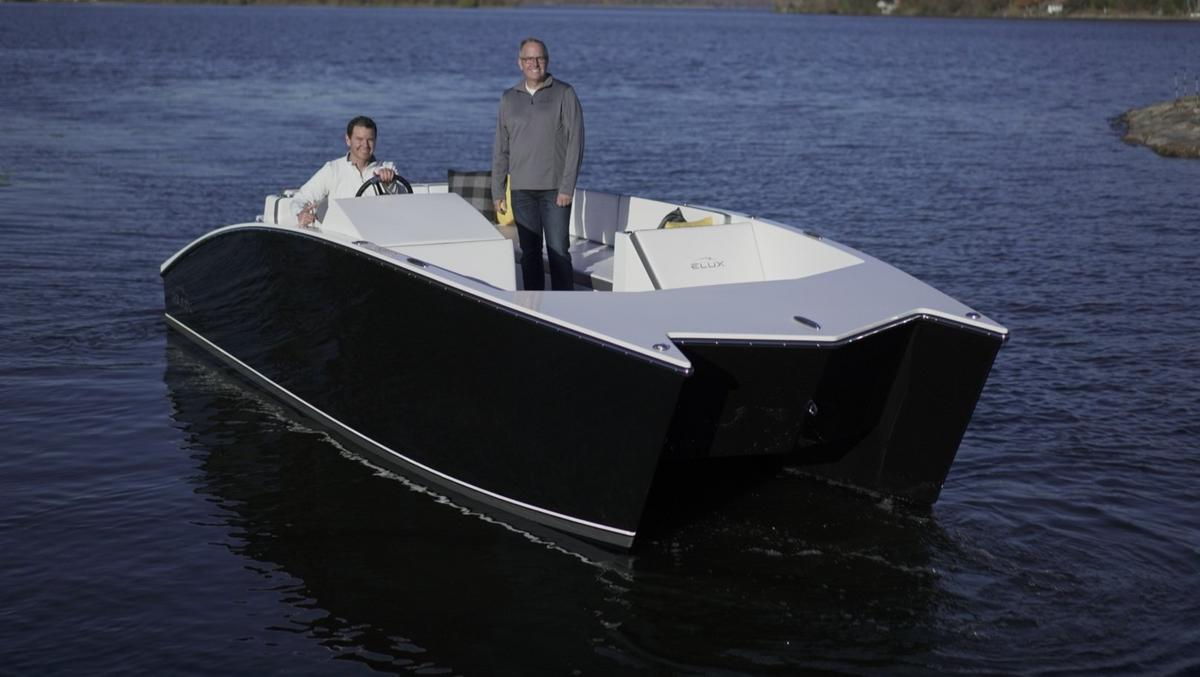 Former Vascular Solutions CEO Howard Root launches electric-boat startup Elux Marine - Minneapolis / St. Paul Business Journal
