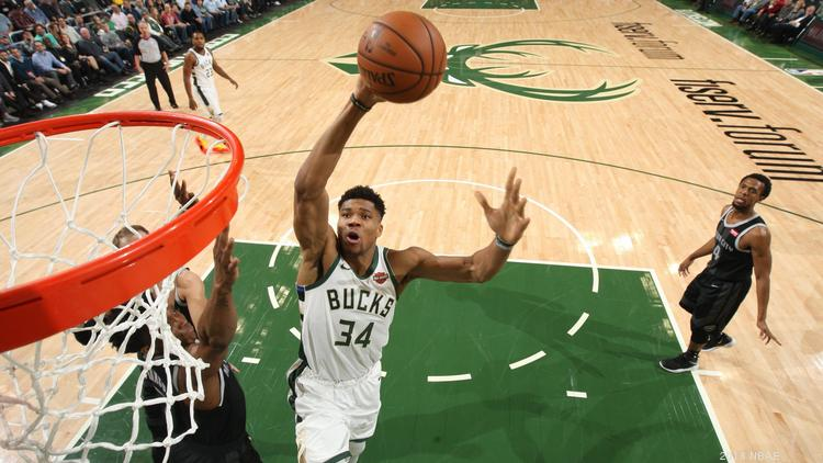 detailed look 1e301 a9762 Kohl's, Pick 'n Save pitch in to support Milwaukee Bucks ...