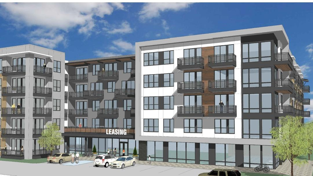 Alliance Residential's Vintage Park apartments will break ...