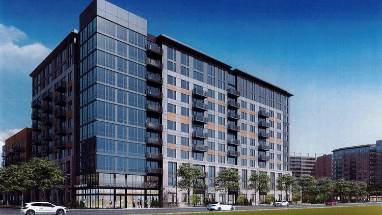 Crystal House Apartment Expansion Will Be First Hq2 Litmus Test