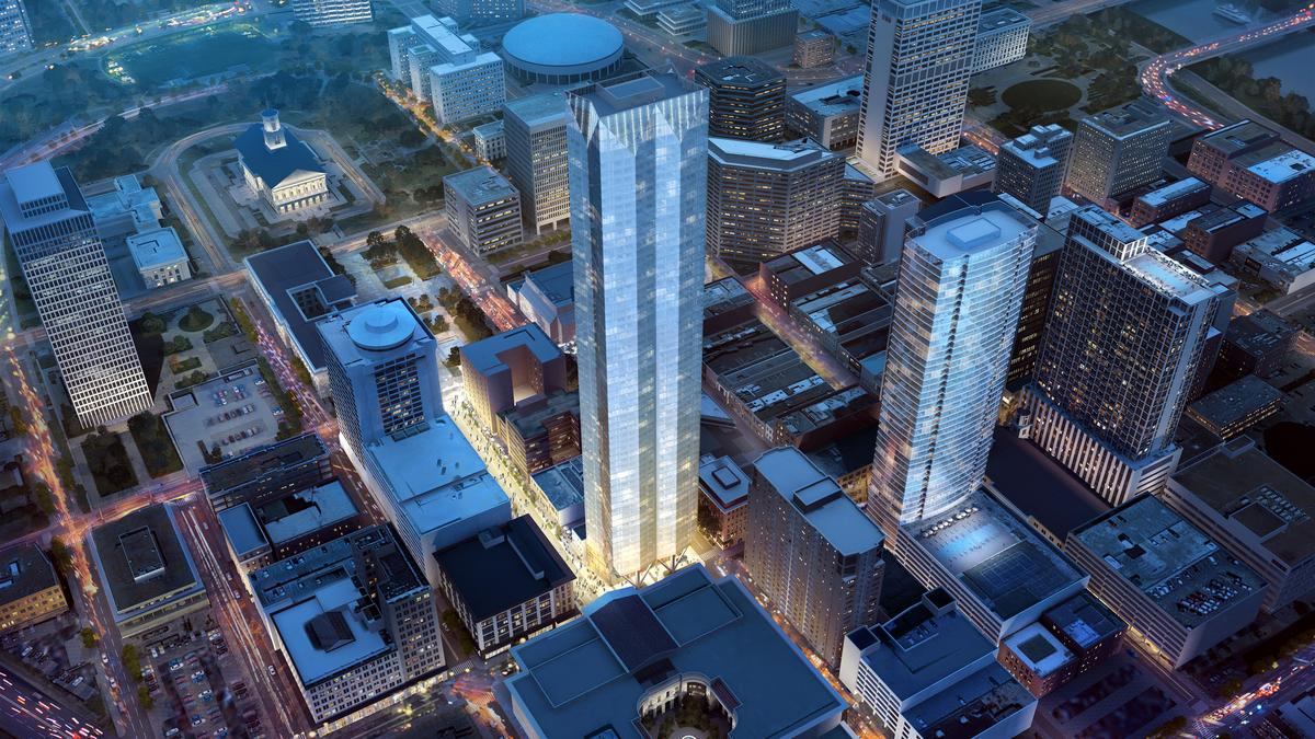 Goettsch Partners Is Designing Tennessee S Tallest