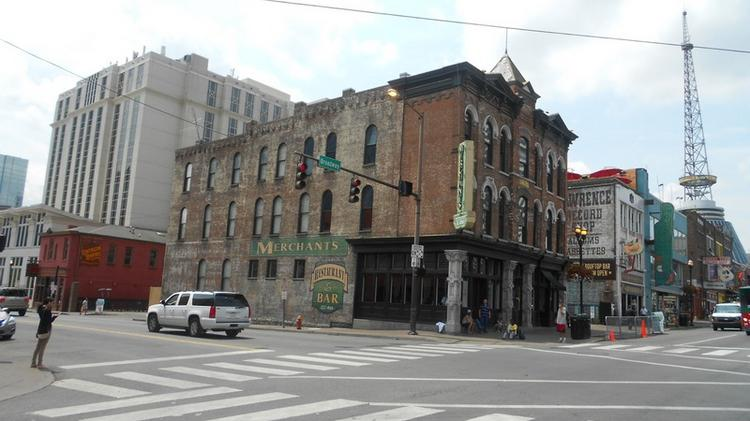 New York Investor Buys Merchants Restaurant Building