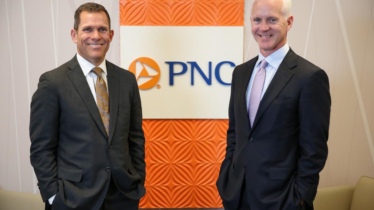 Why PNC Bank is focusing on business succession plans for its