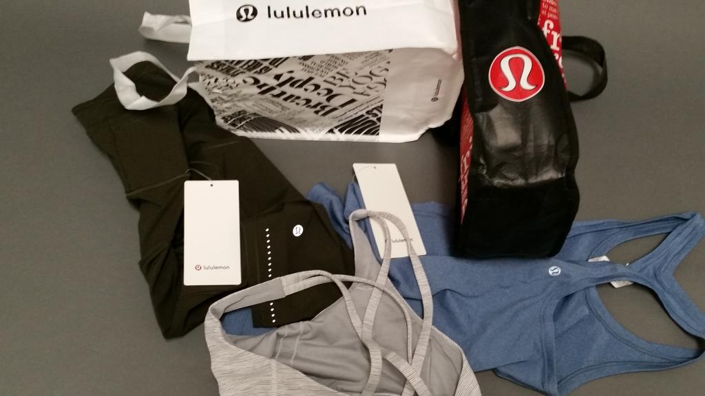 5 things to know, and some news for Lululemon shoppers