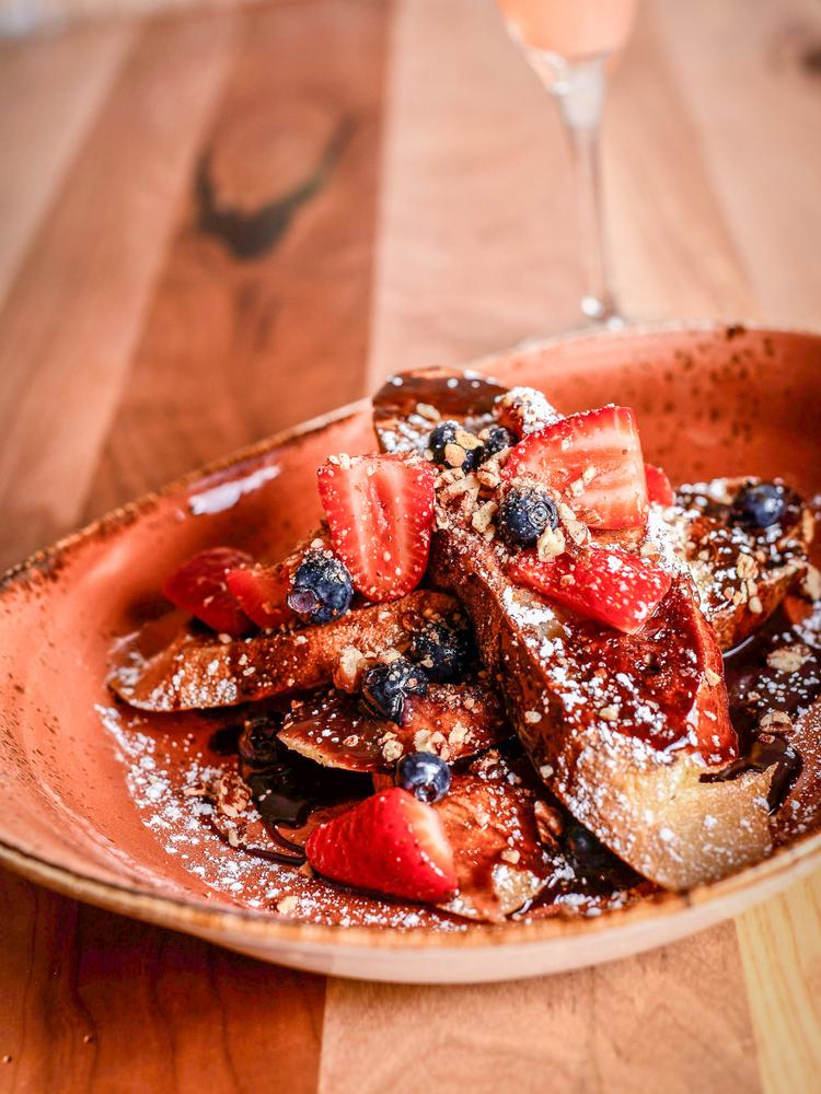 Blue Bat Kitchen Tequilaria Added A Brunch Menu Which Includes Items Such As Pain