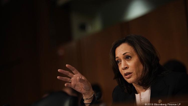 Joe Biden Picks Kamala Harris As Vice President Running Mate For 2020 Election The Business Journals