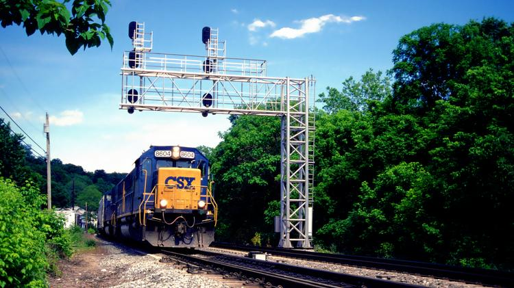 CSX sale of 373 miles of track falls through - Jacksonville Business
