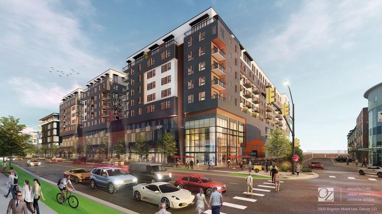 RiNo mixed-use development set to break ground on 8 acres