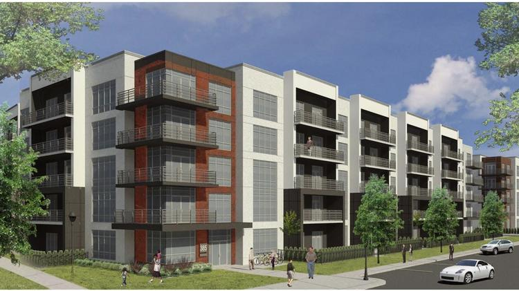 Duluth project proposes more than 100 condos near Gwinnett