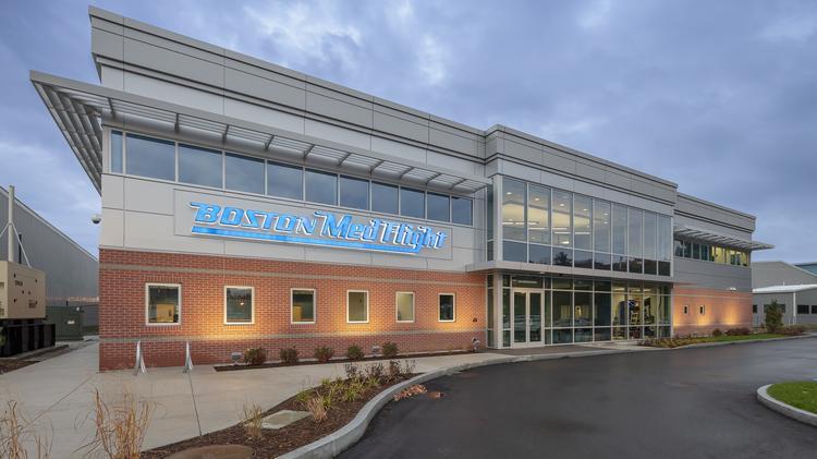 With new headquarters, Boston MedFlight eyes ground transport
