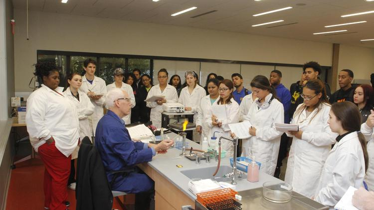 New life science internship program launches to help boost