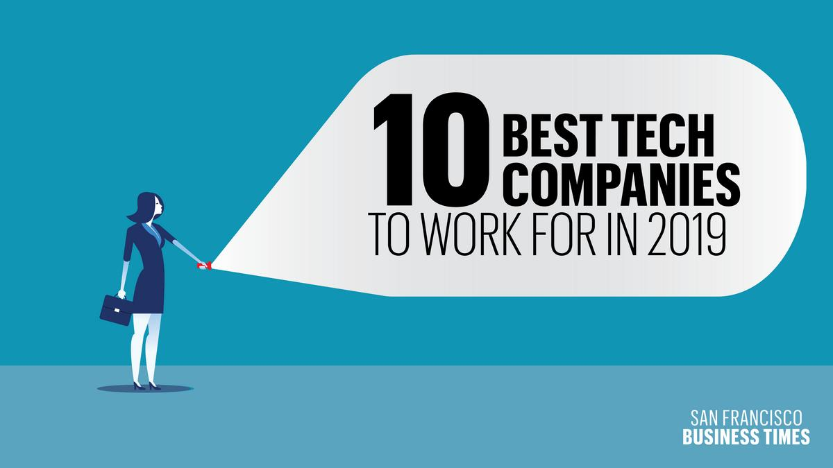 Best Tech Companies To Work For 2019 10 best tech companies to work for in 2019   San Francisco