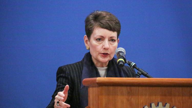 CEO Lynn Good says Duke Energy needs Atlantic Coast Pipeline or