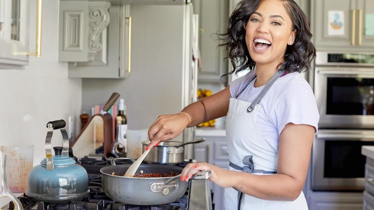 Ayesha Curry opens pop-up in Oakland's Jack London Square
