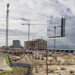 Sources: Amazon leases big chunk of high-rise under construction in Austin's second downtown