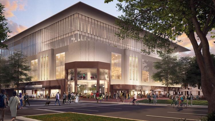 The former Sears building in Midtown Houston will be transformed into The Ion, an innovation hub.