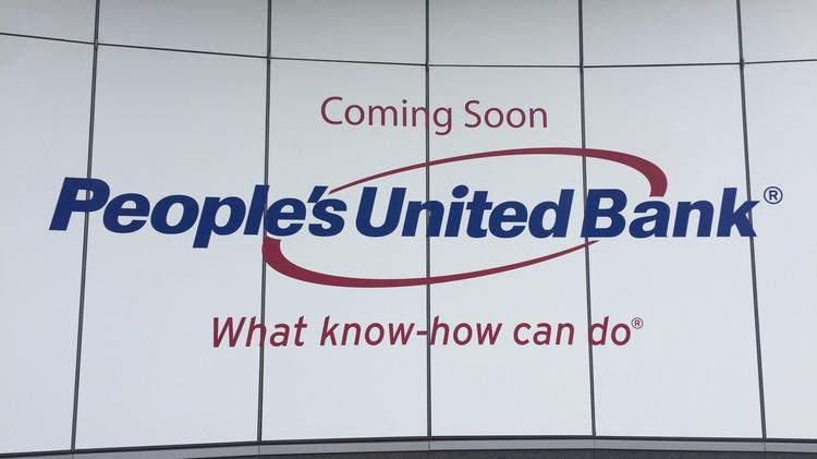 People's United eyes more supermarket branches after merger - Boston