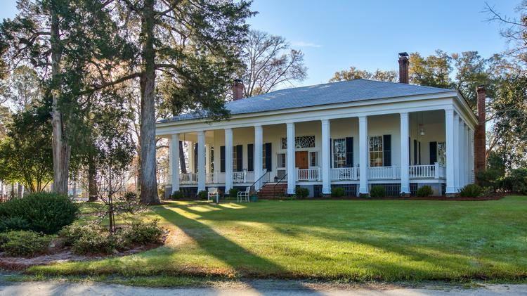 Founder of Smith Douglas Homes lists 8,000-acre plantation for sale on
