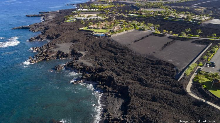 Oceanfront Lots In Kukio On Hawaiis Big Island On The Market For