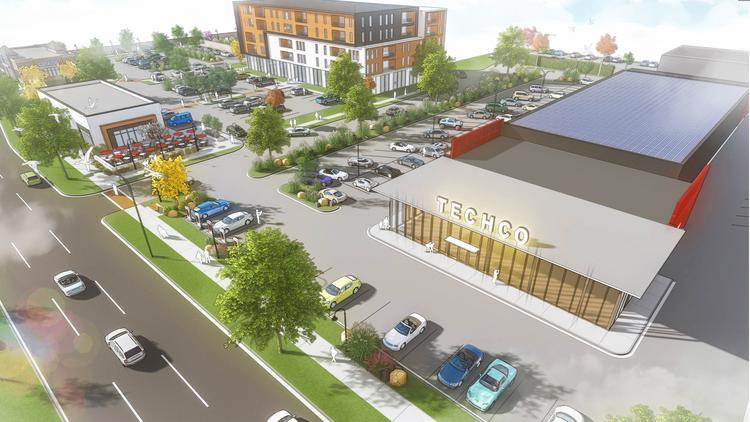 Wauwatosa Development To Include Fast Casual Chain Possible Hotel