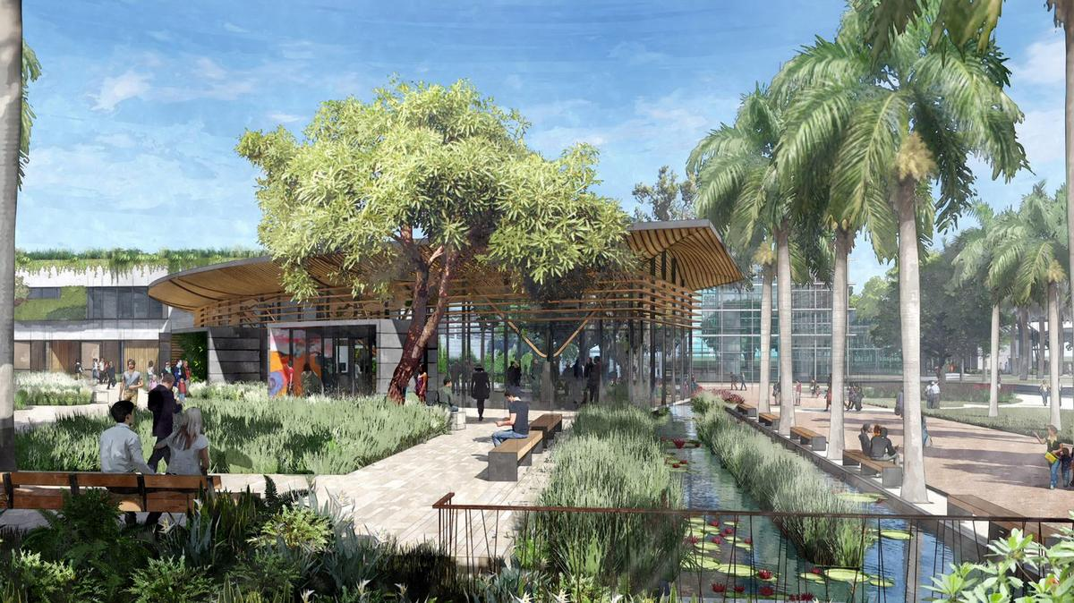 Marie Selby Botanical Gardens Plans For Restaurant With Edible