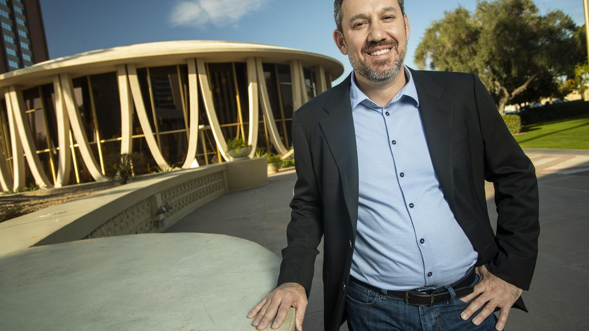 Alex Taylor takes over at Upward Projects (Video) - Phoenix Business Journal