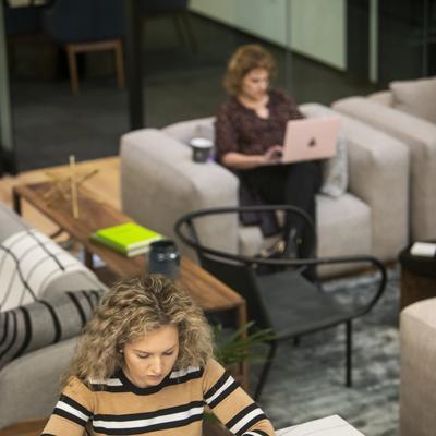 Coworking disrupts Valley real estate scene - Phoenix ...
